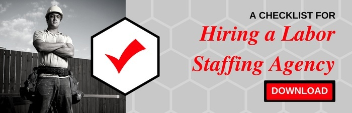 Download a Checklist for Hiring a Labor Staffing Agency | Labor for Hire