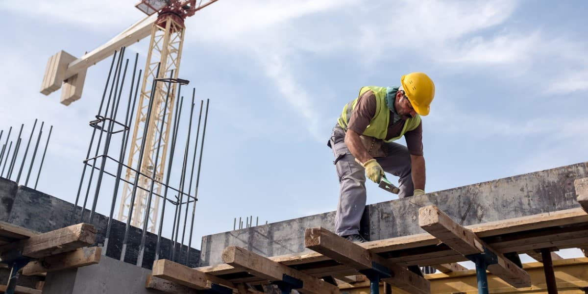 Can't Keep Up with Demand? Labor Shortage Is Hitting the Construction Industry Hard